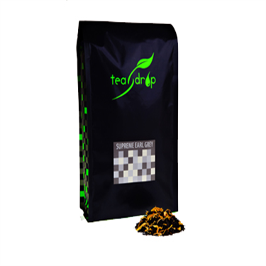 Tea Drop - Supreme Earl Grey 500g Loose Leaf Tea