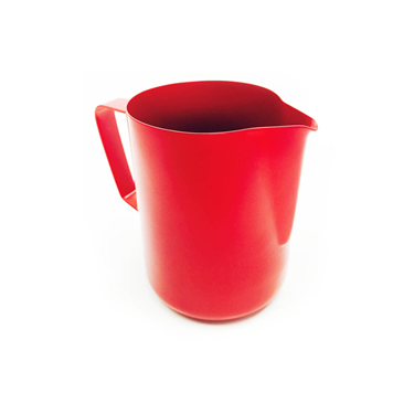 Milk Jug Teflon - 0.6L Red