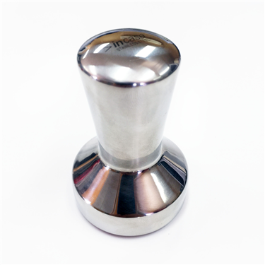 Tamper Stainless 58mm Curved