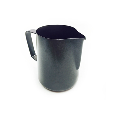 Milk Jug Teflon 0.6L - Space Black